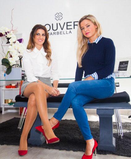 Fundadoras Louver Marbella